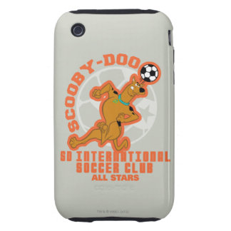 SD International Soccer Club Tough iPhone 3 Cover