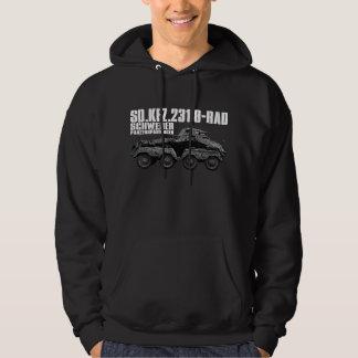 Sd.Kfz. 231 (8-Rad) Hooded Pullover