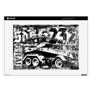 "Sd.Kfz. 232 (6-Rad) 15"" Laptop For Mac & PC Skin Decals For 15"" Laptops"