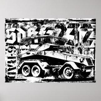 Sd.Kfz. 232 (6-Rad) Print