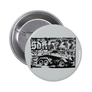 Sd.Kfz. 232 (6-Rad) Round Button