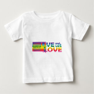 SD Live Let Love Baby T-Shirt