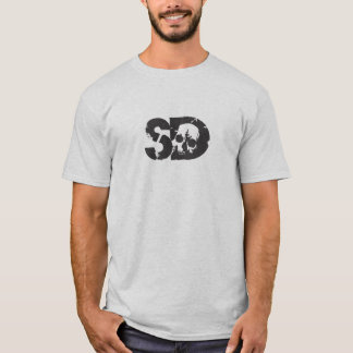 SD Logo Short Sleeve T T-Shirt