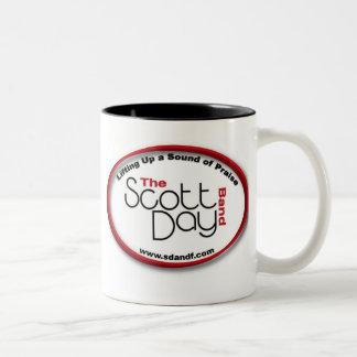 SDB coffee cup