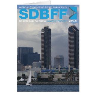 SDBFF 2015 Greeting Card