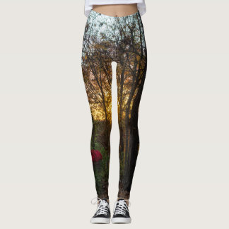 Sdc Woods Sunset Leggings