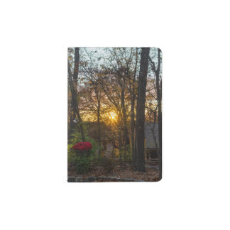 Sdc Woods Sunset Passport Holder