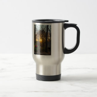 Sdc Woods Sunset Travel Mug