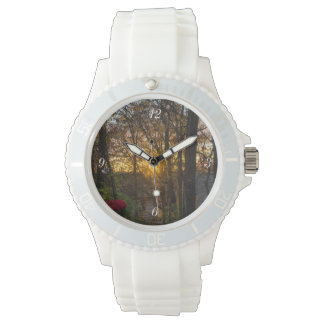 Sdc Woods Sunset Wrist Watch