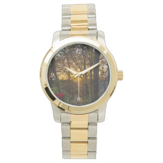 Sdc Woods Sunset Wristwatch