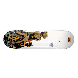 SDCC 07 Skate Deck