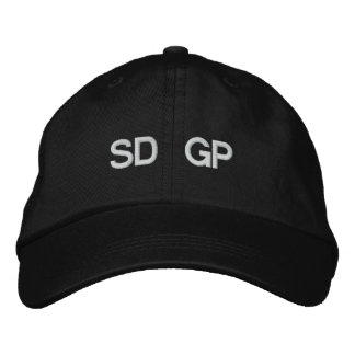 SDGP: The Cap (White Text)