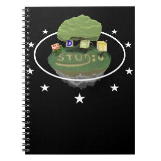SDGT Studio Stars 1 Notebook