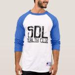 SDLHC - Men's Baseball #1 T-shirts