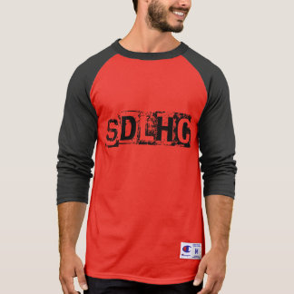 SDLHC - Men's Baseball #3 T-Shirt