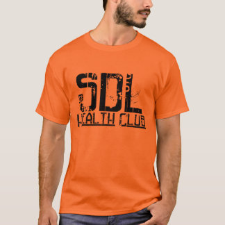 SDLHC - Men's Basic T-Shirt (Choose a color!)