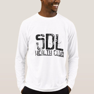 SDLHC SportTek Men's Long Sleeve #1 T-Shirt
