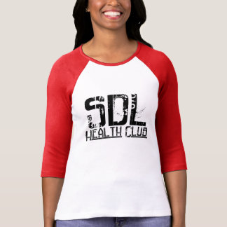 SDLHC - Women's Baseball Shirt