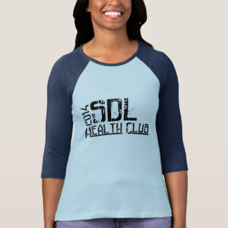 SDLHC - Women's Baseball Shirt #2