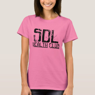 SDLHC - Women's Basic T-Shirt (Pick a color!)