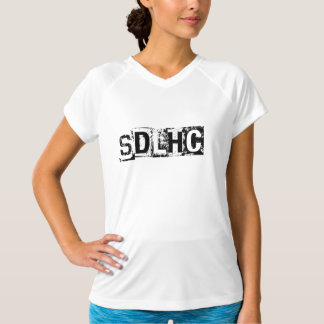 SDLHC - Women's Dry Training V-Neck #3 T-Shirt