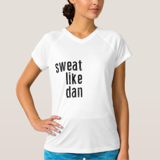 SDLHC - Women's Dry Training V-Neck Sweat Like Dan T-Shirt