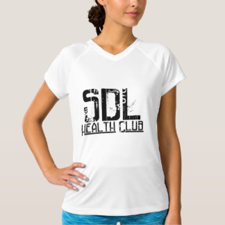 SDLHC - Women's Dry Training V-Neck T-Shirt