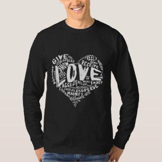 SDL's LOVE Long-Sleeve Men's Shirt