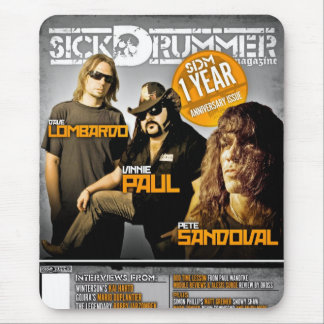 SDM #7 - One Year Anniversary Issue Mousepad