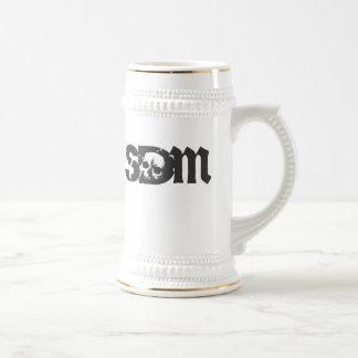 SDM Beer Stein Coffee Mugs