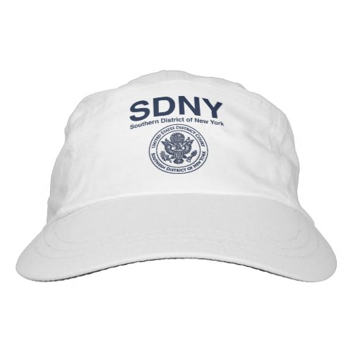 SDNY Southern District of New York Hat