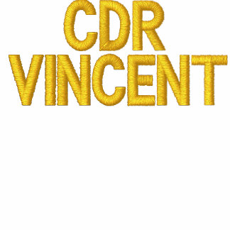SDOW CDR Vincent Uniform Polo Shirt