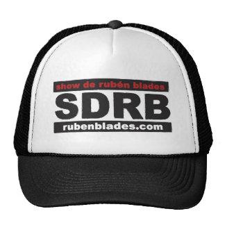 SDRB_BK_cap Mesh Hat
