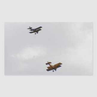 SE5A And Sopwith Camel Models Stickers
