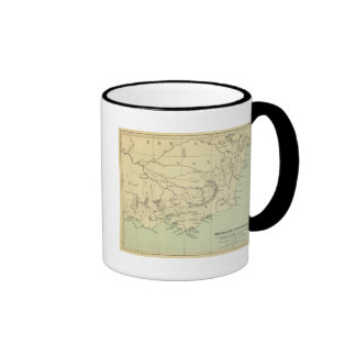 SE Australia Coffee Mugs