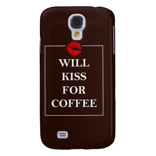 Se besará para la diversión original de Java del d Funda Para Galaxy S4
