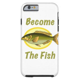 Se convierten los pescados funda resistente iPhone 6