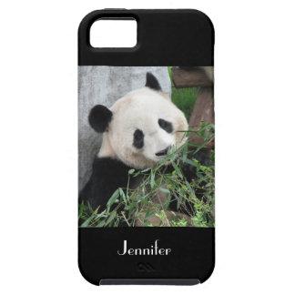 SE del iPhone, iPhone 5, panda gigante del caso Funda Para iPhone SE/5/5s