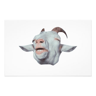 Se descolora la cabra feliz papelería