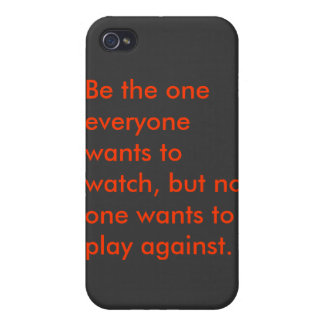 Se divierte inspiraciones iPhone 4 protector
