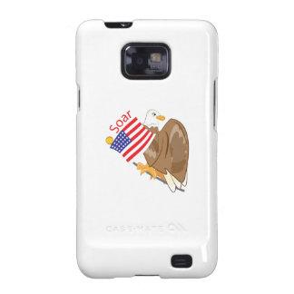 Se eleva Eagle Galaxy S2 Carcasas
