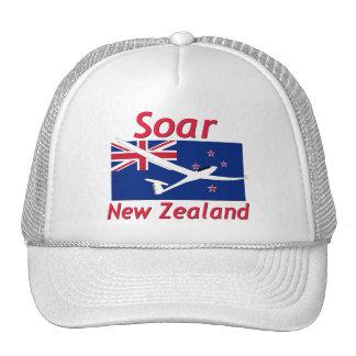 Se eleva Nueva Zelanda Gorras