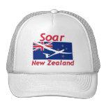 Se eleva Nueva Zelanda Gorro