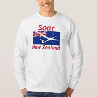 Se eleva Nueva Zelanda Poleras