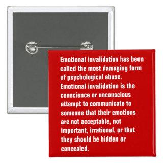Se ha llamado la anulación emocional… pin cuadrado