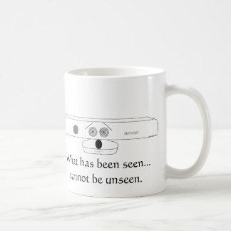 Se ha visto qué… no puede ser no visto taza