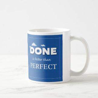 SE HACE mejor que la taza perfecta
