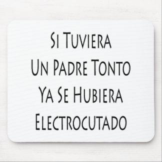 SE Hubiera Electrocut de la O.N.U Padre Tonto Ya d Tapetes De Ratones