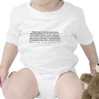 SE ilegal 48 910 del estado 121 GA 16 de Adams v Traje De Bebé