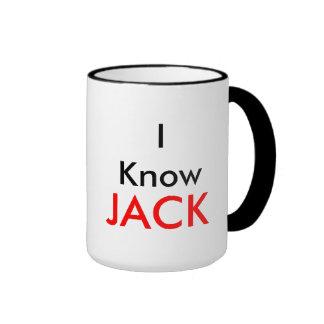 Sé la taza de Jack
